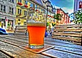 """a gscheits Bier"" in Dillingen. - panoramio.jpg"