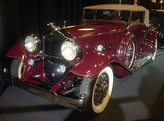 1931 Ninth Series model 840 '31 Packard 833 (MIAS '10).jpg