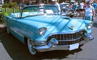 Cadillac Series 62 - 1955 Cadillac Series 62 Convertible