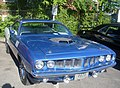 '71 Plymouth Barracuda (Cruisin' At The Boardwalk '13).JPG