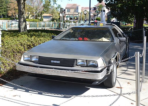 '81-'82 DeLorean DMC-12