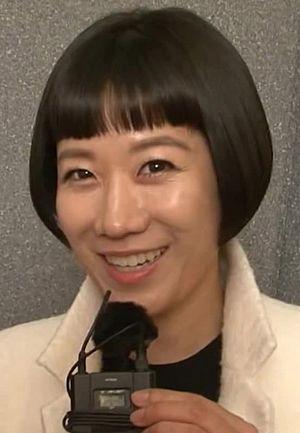 Jeon Hye-jin (actress born 1976) - Image: (허삼관) 새해 인사 영상 전혜진