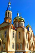 File:(4) ST TRINITY BRAILIV ORTHODOX CATHEDRAL AT BRAILIV MONASTERY IN TOWN OF BAR REGION OF VINNYTSIA STATE OF UKRAINE VIDEO BY VIKTOR O LEDENYOV 20160429.ogv