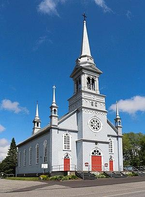 Honfleur, Quebec - Notre-Dame-du-Bon-Conseil Church