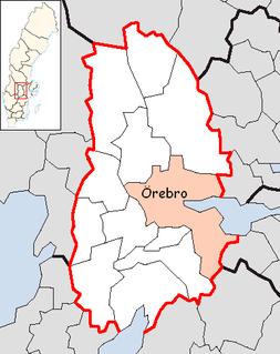 Municipality in Örebro County, Sweden