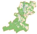 Łagów (gmina w województwie lubuskim) location map.png
