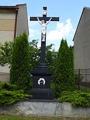 Kříž z roku 1855