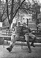 Żołnierze strażnicy WOP Gorzyce, Gorzyce 1985 01.jpg