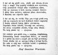 Życie. 1898, nr 21 (21 V) page06-2 Józef Stanisław Wierzbicki (1853-ca1932).png