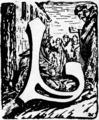Żywe kamienie - initials by Jerzy Hulewicz - L (2).png