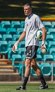 Zeljko Kalac Australian footballer