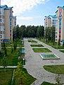 Барнаул, Змеиногорский тракт, жилой массив - panoramio.jpg
