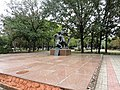 Братська могила партизан громадянської війни 1919р., радянських воїнів 1943р. 01.jpg