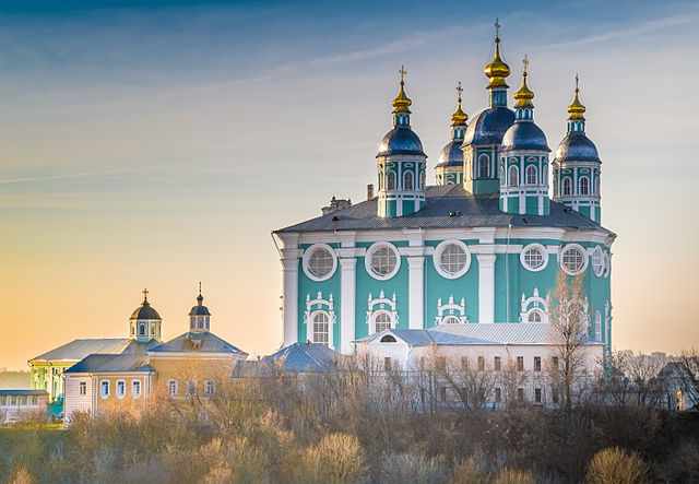 Cathedral of the Dormition in Smolensk