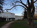Вид на главное здание Лесотехнического университете. Front view of St Petersburg Forestry Academy main building.jpg