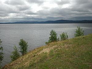 Chelyabinsk Oblast - Lake Itkul
