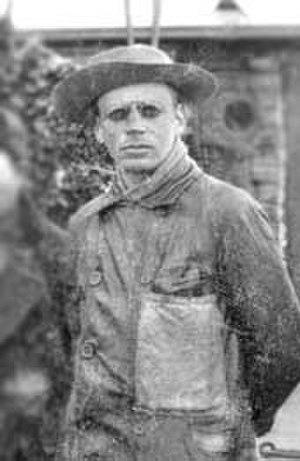 Vladimir Wiese - Vladimir Wiese in 1914