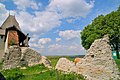 Галицький Замок, руїни старовинного костьолу.jpg