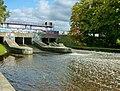 Гидротехнические сооружения на реке Охта, г.Санкт-Петербург.jpg