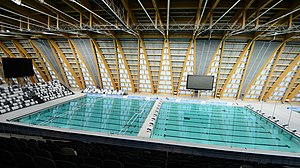 2015 World Aquatics Championships - Aquatics palace inside