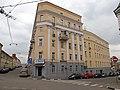 """Дом """"Утюг"""", описанный в книге """"Москва и москвичи"""", во в - panoramio.jpg"""
