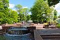 Житомир, Старий бульвар, Планування з комплексом фонтанів і благоустроєм.jpg