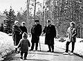 Иван Степанович Конев с семьёй на даче.jpg