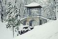 Китайський місток взимку, дендропарк Олександрія, Біла Церква.jpg