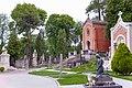 Комплекс пам'яток «Личаківський цвинтар», Вулиця Мечникова, 75.jpg