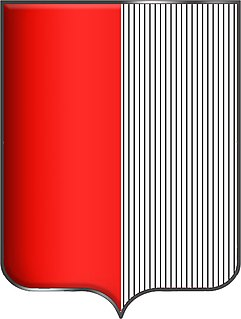 Gules Tincture of red in heraldry