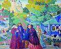 Кустодиев Встреча 1917.jpg