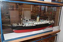 Модель судна Ф. Литке.JPG