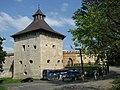 Мури з баштою (мур.), смт Меджибіж 02.JPG