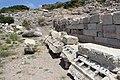 Остатки портиков. Античный город Книд (Книдос). Mugla. Turkey. Июнь 2015 - panoramio.jpg