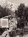 Паметна плоча в местността Ритлите край с Лютиброд, където са избити 12 Ботеви четници, които водят бой с турска войска и башибозу.jpg