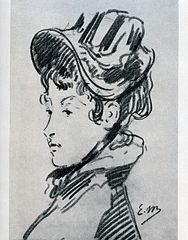 Portrait de Mme Guillemet