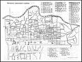 План Волковского православного кладбища, 1914.jpg