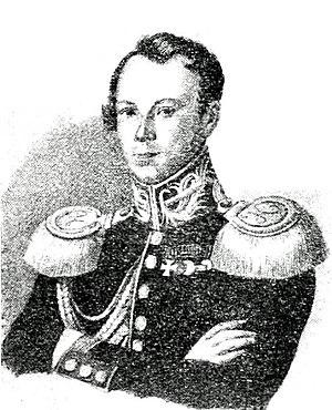 Alexander Kazarsky - June 16, 1797 – June 16, 1833