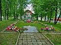 Пряжинский р-н, Чална, братская могила ВОВ.jpg