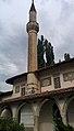 Рогожкин. Ханский дворец, башня. Бахчисарай.jpg