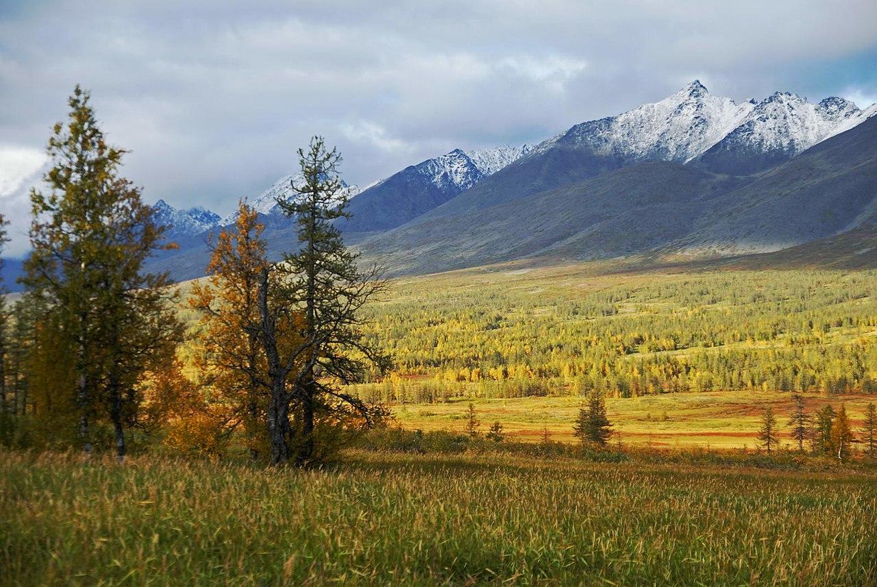Autumn in Yugyd Va