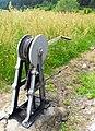 Семафорен ръчаг на гара Аврамово (снимка 1).jpg