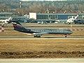 Туполев Ту-134 63657, Москва - Шереметьево RP8076.jpg