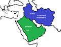 מפת 632 - האימפריה הסאסאנית והח'ליפות המוסלמית.png