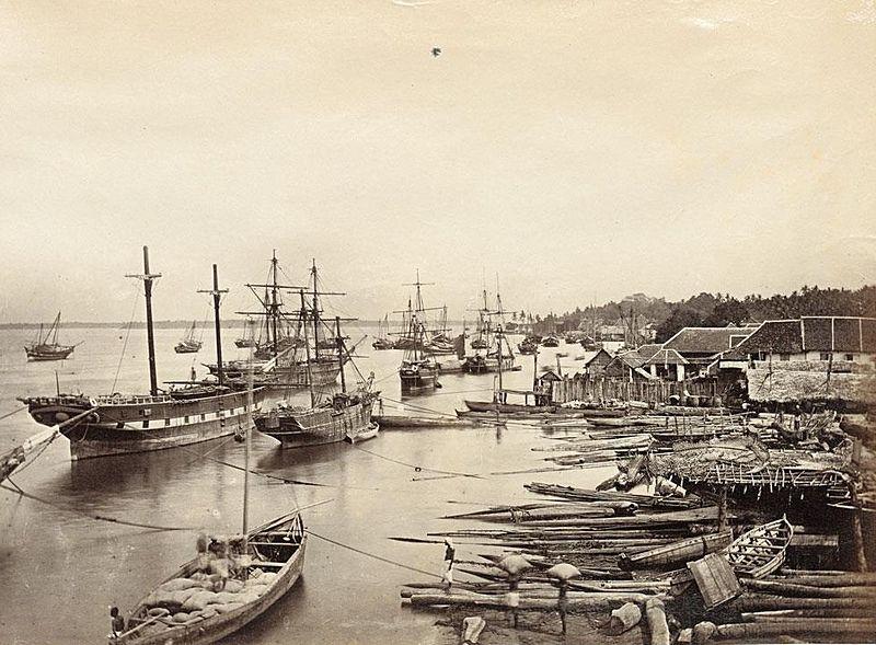 File:കൊച്ചിയിലെ ഹാർബർ (1850-1897).jpg