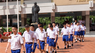 School uniforms in Thailand
