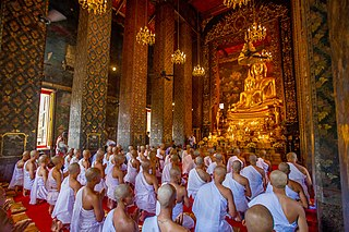 Ordination hall Type of Buddhist building
