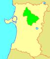 地図-秋田県北秋田市-2006.png
