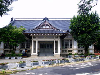 Changhua Wude Hall