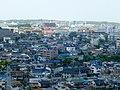 烏帽子形公園 展望台より View from Eboshigata-kōen observatory 2010.4.30 - panoramio.jpg